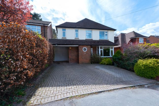 4 bed detached house for sale in Diamond Ridge, Camberley GU15