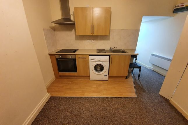 Kitchen Area of 1 West Luton Place, Adamsdown, Cardiff CF24