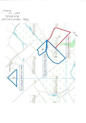 Thumbnail Land for sale in Cellan, Lampeter