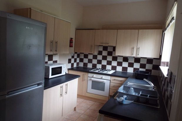 Thumbnail Flat to rent in Foxhall Road, Nottingham