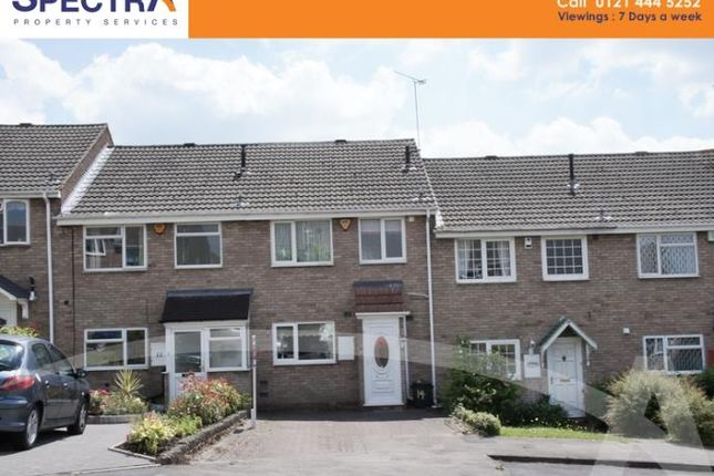 Thumbnail Terraced house to rent in Kennedy Grove, Stirchley, Birmingham