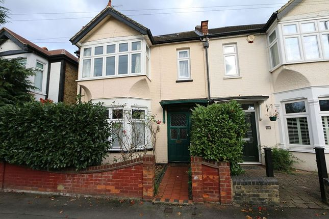 Thumbnail Semi-detached house for sale in Queens Avenue, Watford, Herefordshire