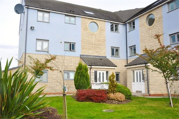 Thumbnail Flat for sale in Cromwell Ford Way, Stella Riverside, Blaydon On Tyne, Tyne & Wear.