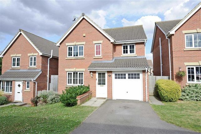Thumbnail Detached house for sale in Wilkie Road, Wellingborough