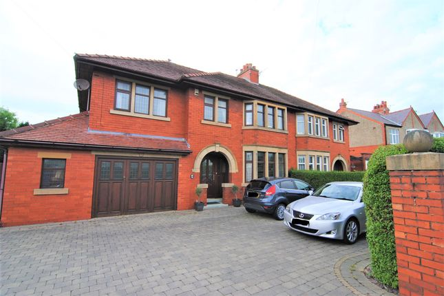 Thumbnail Semi-detached house to rent in Liverpool Road, Penwortham