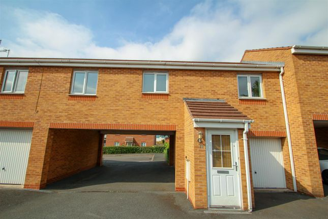 Thumbnail Flat for sale in Boatman Drive, Etruria, Stoke-On-Trent