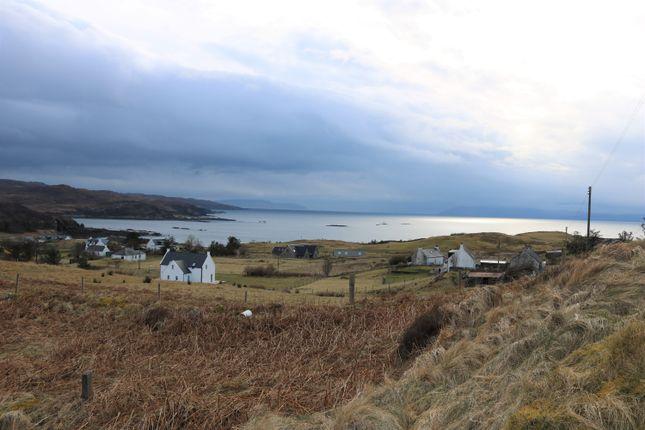 Thumbnail Land for sale in Tarskavaig, Isle Of Skye