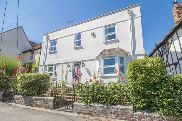 Thumbnail Detached house for sale in Sible Hedingham, Halstead, Essex