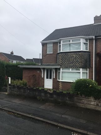 Thumbnail Semi-detached house to rent in Clandon Avenue, Tunstall, Stoke-On-Trent