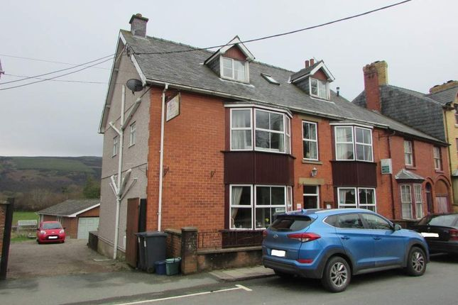 Thumbnail Hotel/guest house for sale in Liverpool House, Rhayader