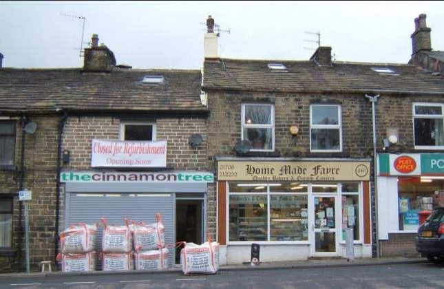 Thumbnail Retail premises for sale in Rings Nook, Burnley Road, Loveclough, Rossendale