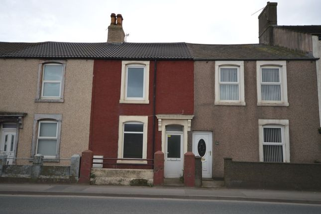 Thumbnail Terraced house to rent in Station Road, Flimby, Maryport