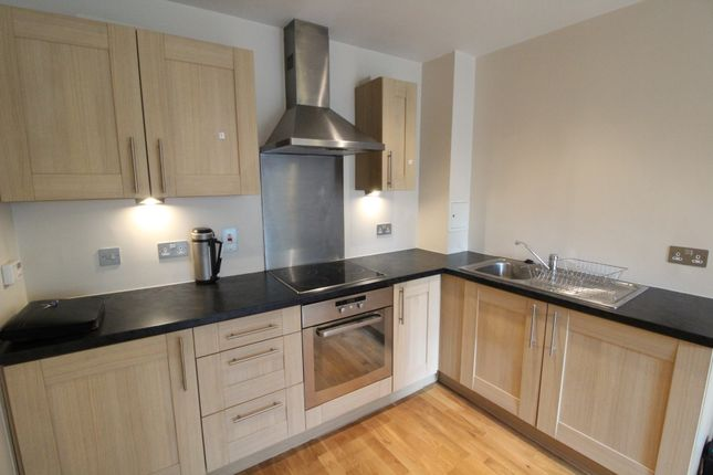 1 bed flat to rent in Broughton House, West Street, Sheffield
