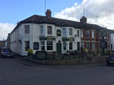 Thumbnail Pub/bar for sale in The Great Western, 47 Camborne Grove, Yeovil, Somerset