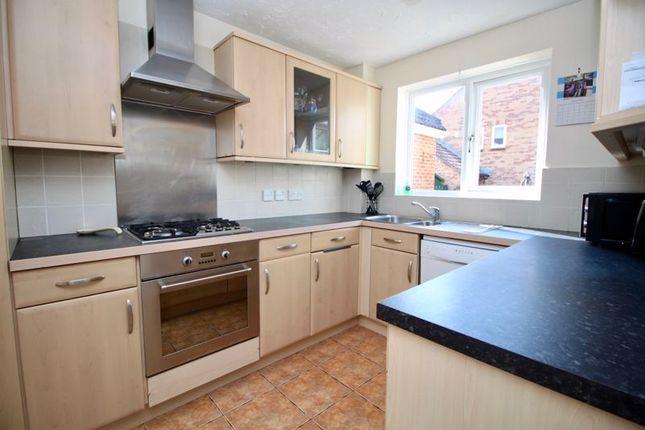 Kitchen of Mosaic Close, Southampton SO19