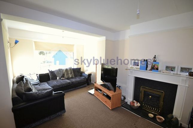 Thumbnail Terraced house to rent in Oak Crescent, Braunstone, Leicester