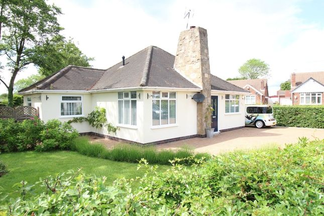 Thumbnail Bungalow for sale in Newtown Road, Bedworth