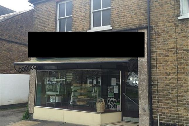 Thumbnail Restaurant/cafe to let in The Green, West Drayton