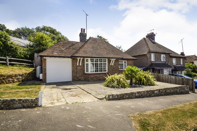Thumbnail Detached bungalow for sale in Plemont Gardens, Bexhill-On-Sea