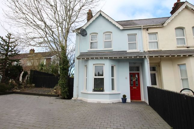 Thumbnail Semi-detached house for sale in Woodburn Road, Carrickfergus