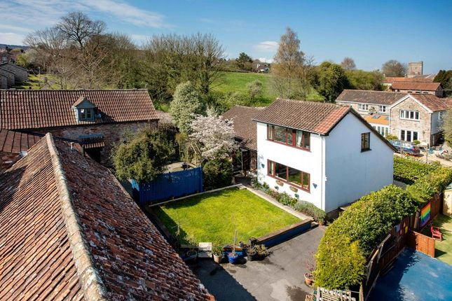 Thumbnail Detached house for sale in Whitecross Road, East Harptree, Bristol, Somerset BS40.