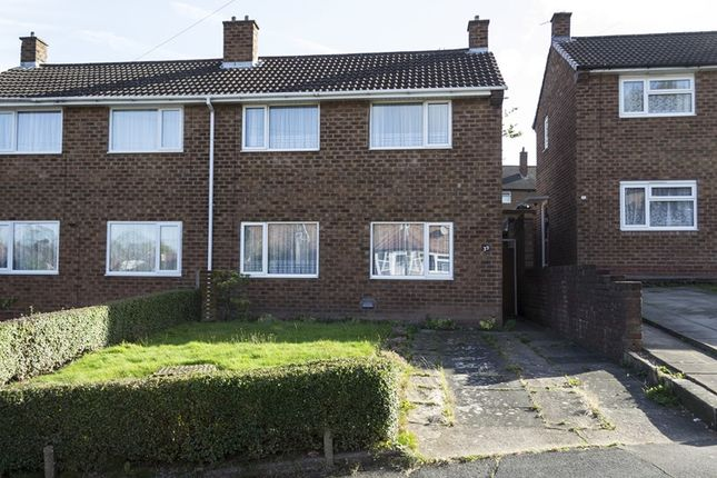 Thumbnail Semi-detached house for sale in Oldacre Road, Oldbury