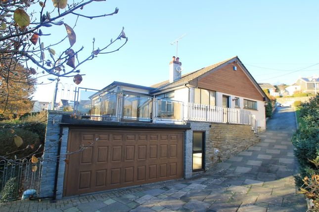 Thumbnail Detached Bungalow For Sale In Valley Road Saltash