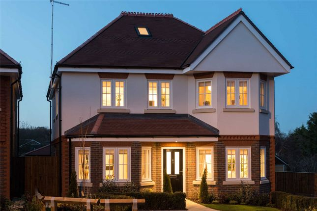 Thumbnail Detached house for sale in Jameson Road, Harpenden, Hertfordshire