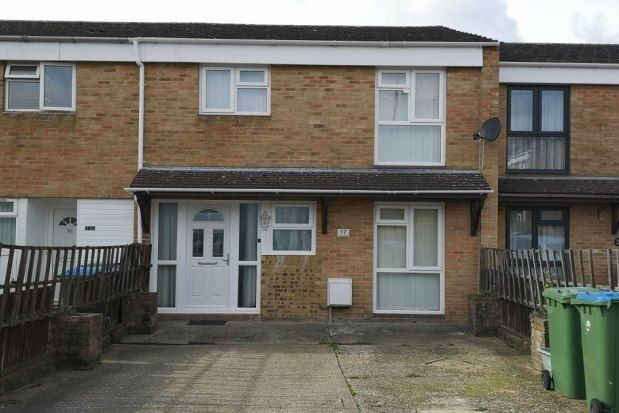 Thumbnail 3 bed property to rent in Northolt Gardens, Southampton