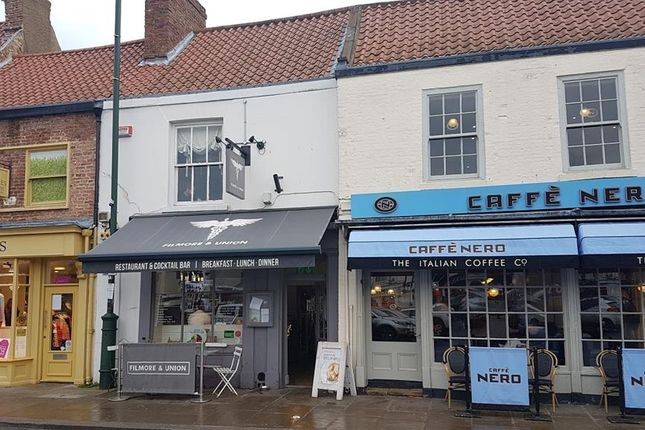 Thumbnail Retail premises to let in 31 Saturday Market, Beverley, East Yorkshire