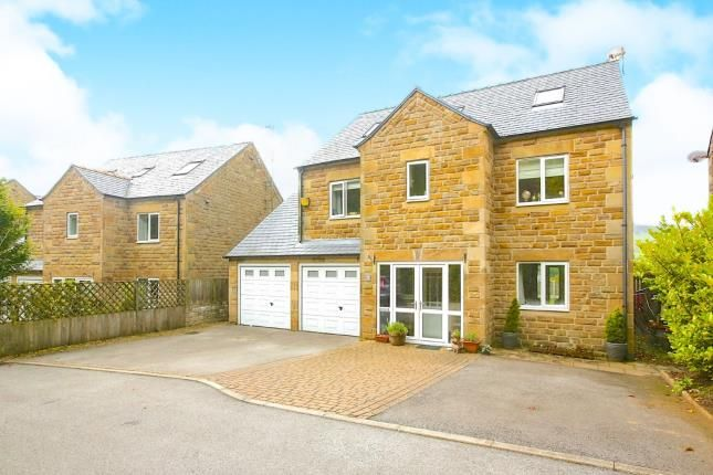 Thumbnail Detached house for sale in Burbage Heights, Buxton