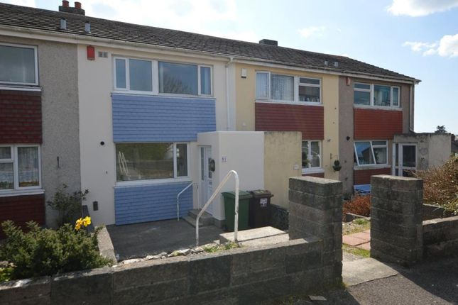 Thumbnail Property to rent in Pleasure Hill Close, Plymstock, Plymouth, Devon