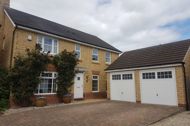 Thumbnail Detached house for sale in Sovereign Fields, Mickleton, Chipping Campden