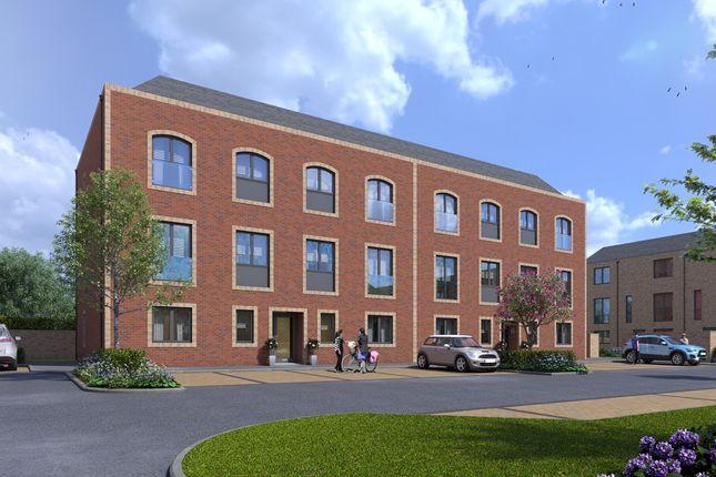 2 bedroom flat for sale in Kersebonny Road, Hayford Mills, Stirling 9Pn