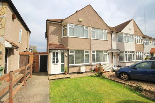 2 bed end terrace house for sale in Burns Avenue, Blackfen