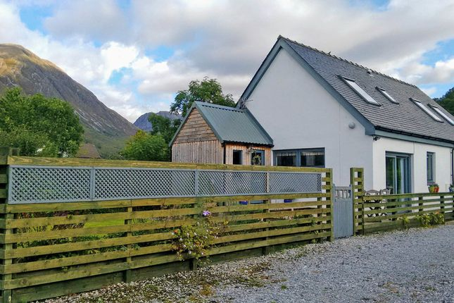 Thumbnail Detached house for sale in Hawthorn Cottage, Carnoch, Glencoe