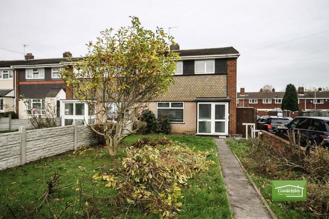 Thumbnail Terraced house to rent in Telford Road, Walsall