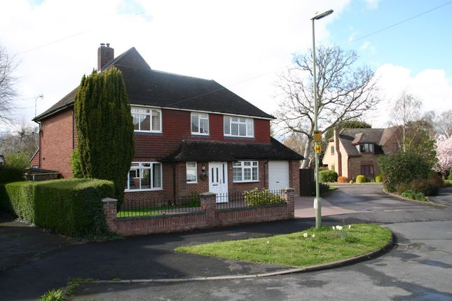 Thumbnail Detached house for sale in Pembury Road, Warblington, Havant