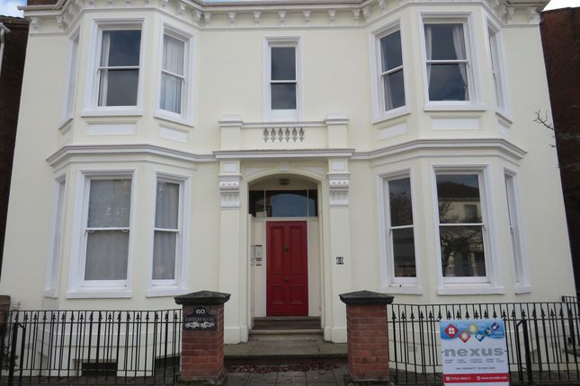 Thumbnail Flat for sale in Russell Terrace, Leamington Spa
