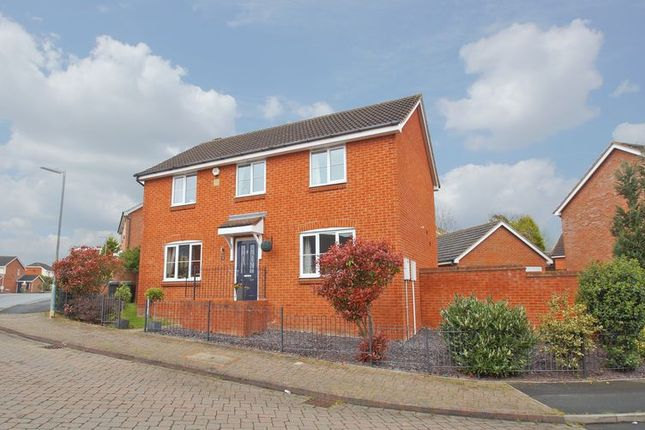 Thumbnail Detached house for sale in Wheelers Lane, Redditch