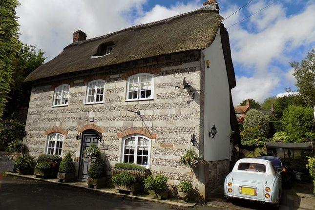 Thumbnail Detached house for sale in Chapel Street, Milborne St Andrew, Dorset