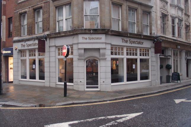 Thumbnail Retail premises to let in Little Britain, City