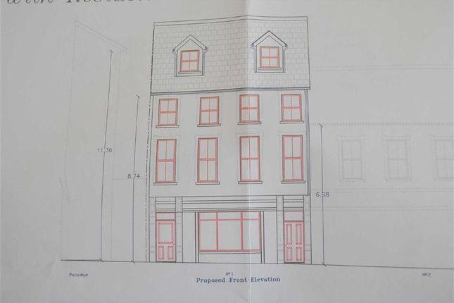 Thumbnail Land for sale in Canon Street, Aberdare, Rhondda Cynon Taff