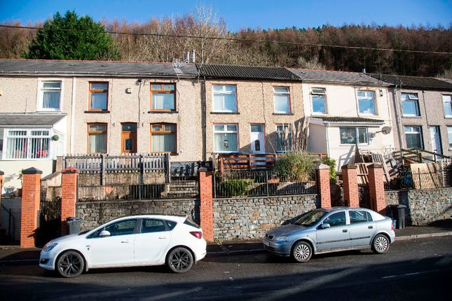 Thumbnail Terraced house for sale in Mount Pleasant, Merthyr Vale