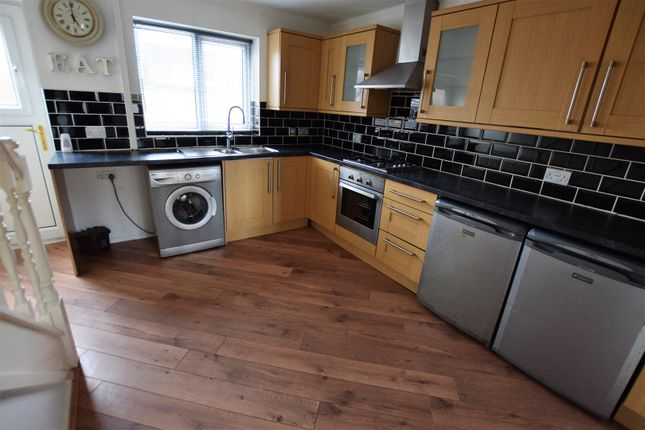 Thumbnail Semi-detached house to rent in Lock Close, Heywood
