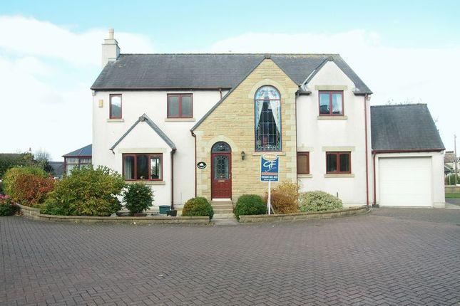 Thumbnail Detached house for sale in Mowbrick Lane, Hest Bank, Lancaster