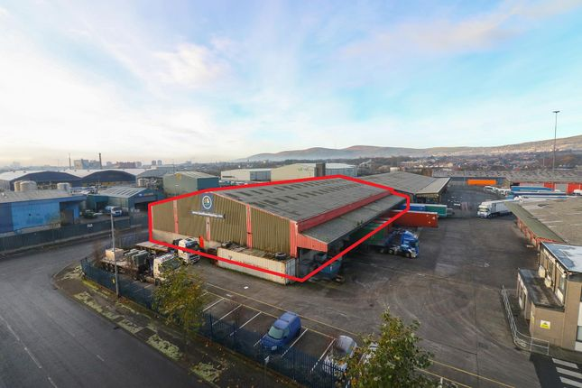 Thumbnail Warehouse to let in Unit 4, 2-10 Duncrue Road, Belfast, County Antrim