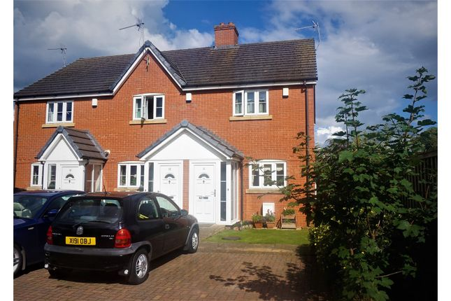 The Property of Damson Drive, Nantwich CW5
