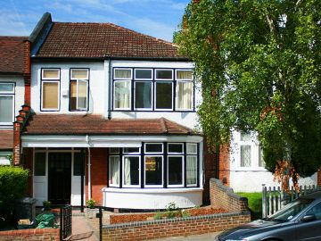 Thumbnail Terraced house to rent in Linden Road, Muswell Hill