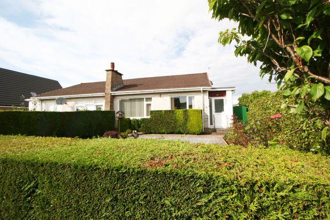 Thumbnail Semi-detached bungalow for sale in Chapelton Way, Largs
